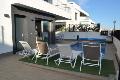 Villa Guadiana Dream Hills on España Casas